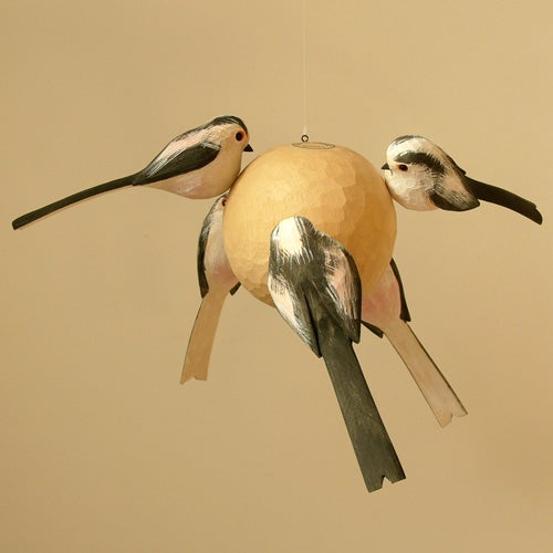 Image of Longtails on fatball