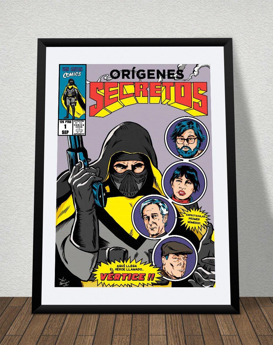 Orígenes Secretos Poster