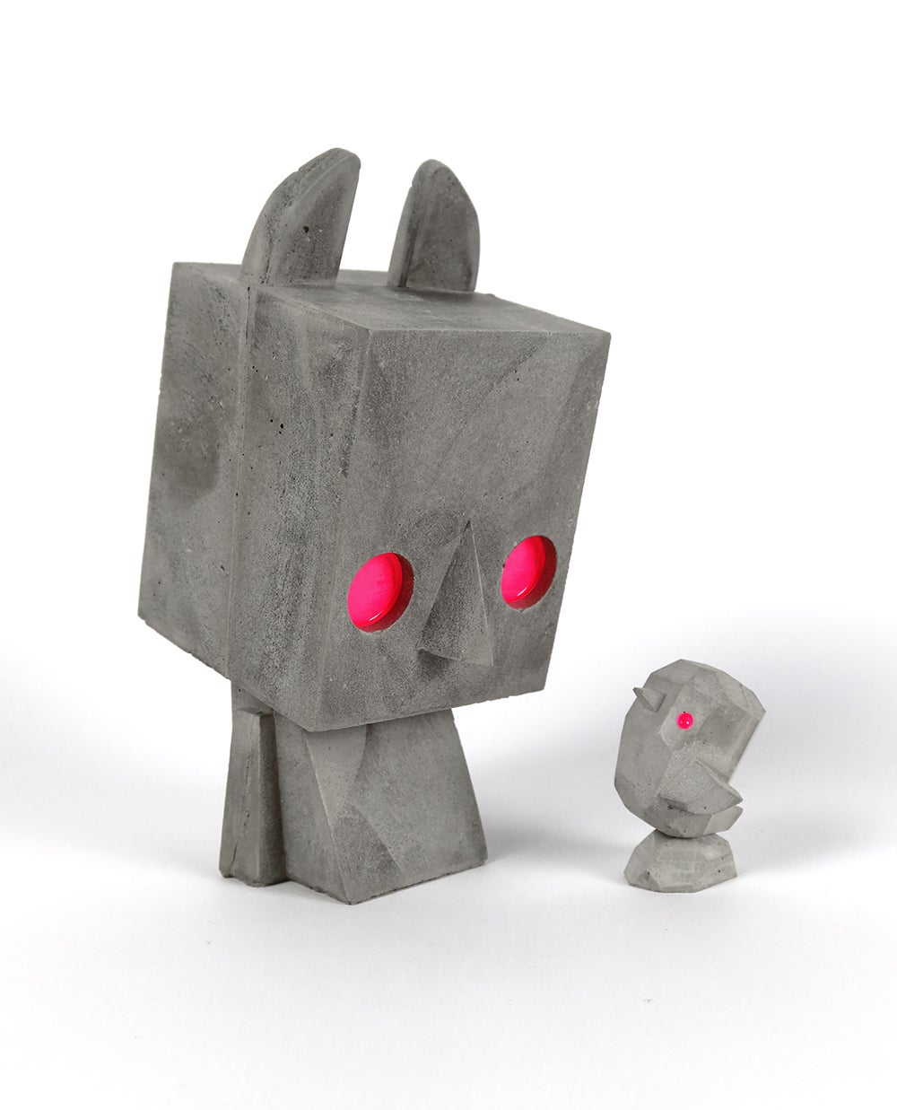 """Image of """"I told you..."""" concrete sculpture - n°11/12"""