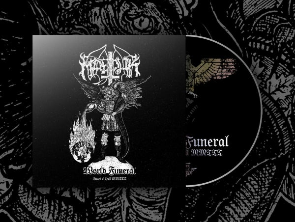 Image of Marduk - World Funeral: Jaws of Hell 2003 CD