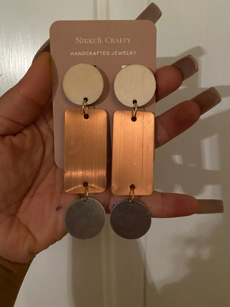 Image of Olio Earrings