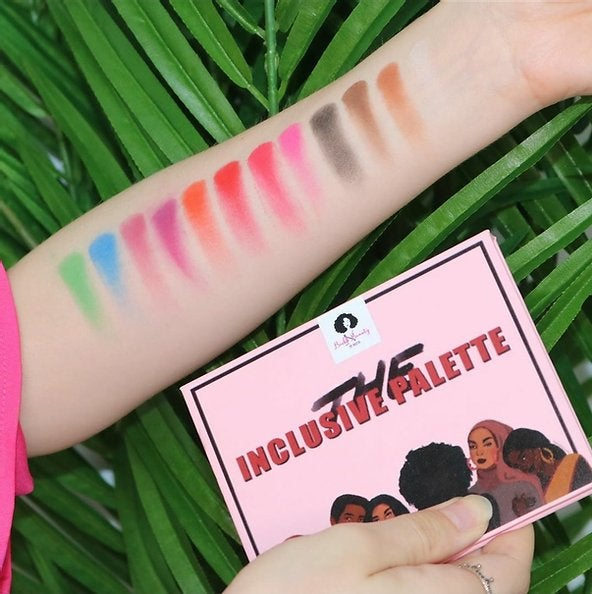 Image of The Inclusive Palette- LIMITED EDITION