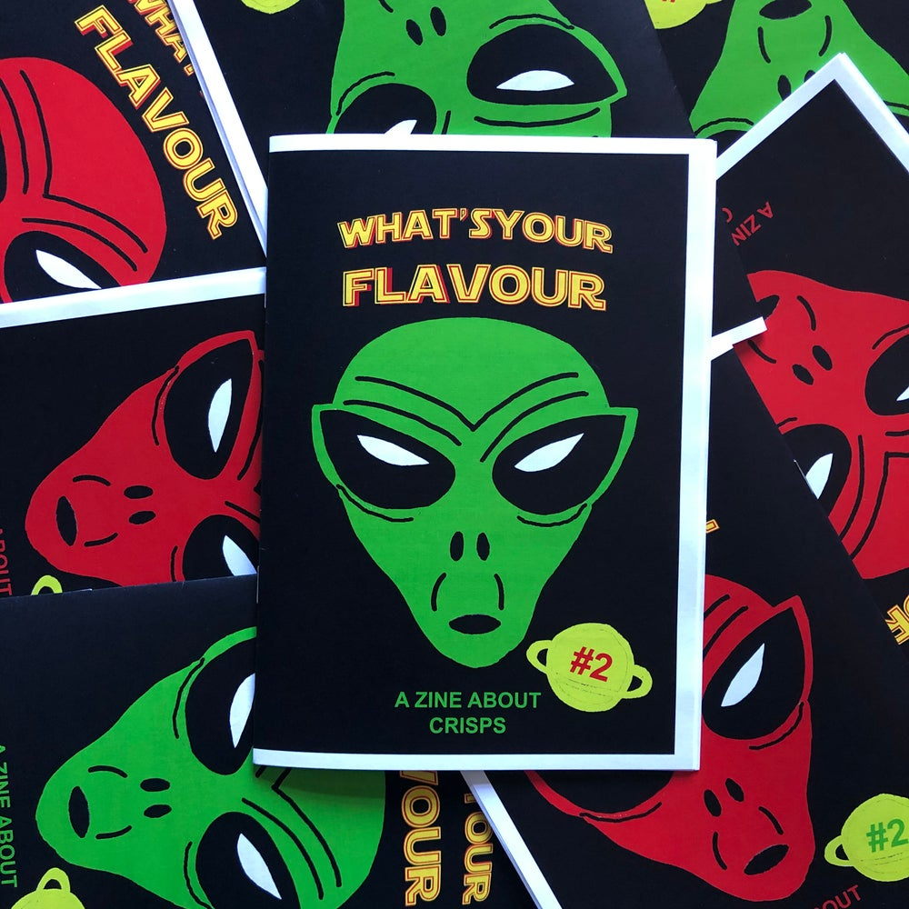 Image of What's Your Flavour? #2