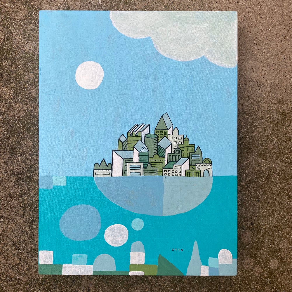 Image of Floating City