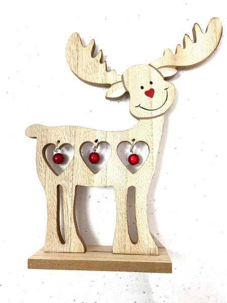 Image of Glowing Reindeer