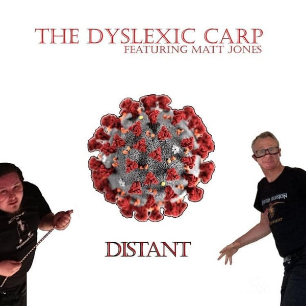 Image of The Dyslexic Carp - Distant CD