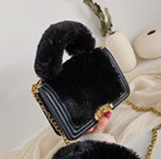 Image of Plush Fur Crossbody