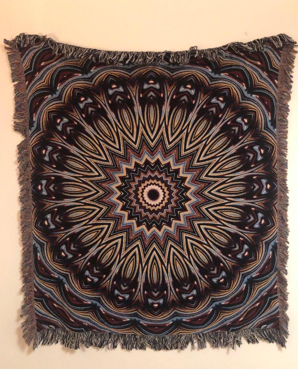 Woven Blanket #19