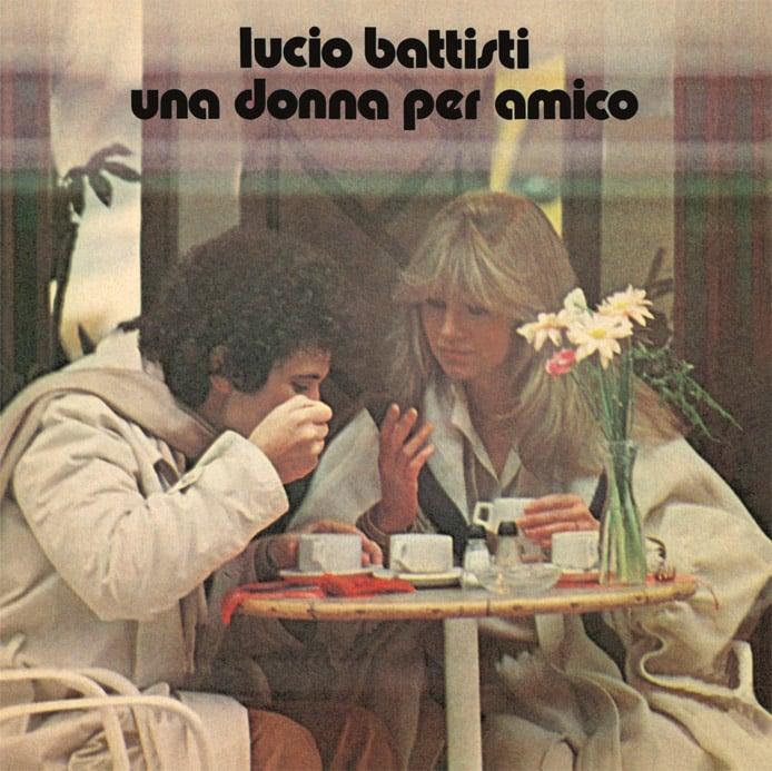 Image of COM136 // LUCIO BATTISTI  - Nessun Dolore / Una Donna Per Amico (VINILE 45 GIRI / 7 POLLICI)
