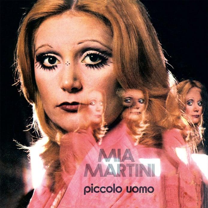 Image of COM146 // MIA MARTINI  - Piccolo Uomo / Madre (VINILE 45 GIRI / 7 POLLICI)