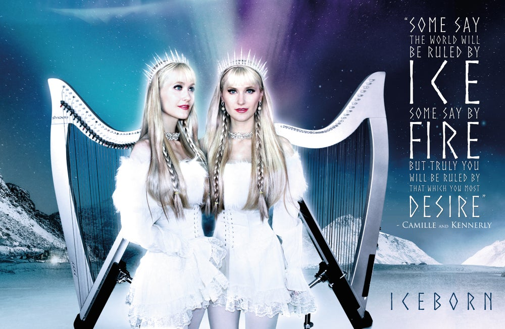 Image of ICEBORN poster