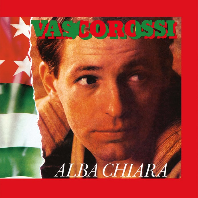 Image of COM153 // VASCO ROSSI - Albachiara / Fegato Fegato Spappolato (VINILE 45 GIRI / 7 POLLICI)