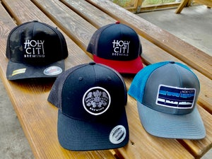 Stitch and Patch Trucker Hats