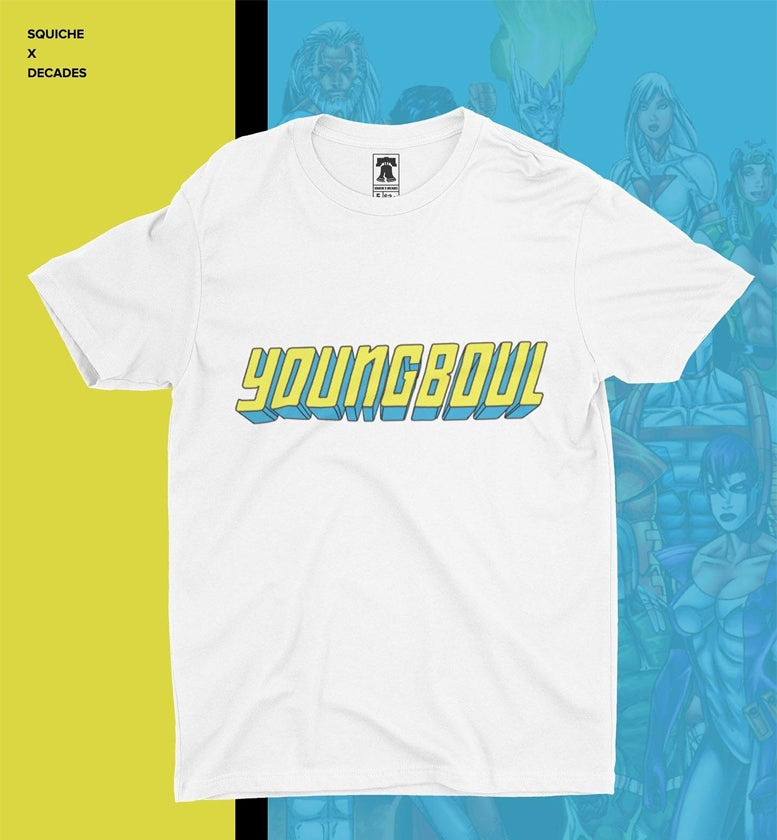Image of Youngboul Tee (collab with Squiche)