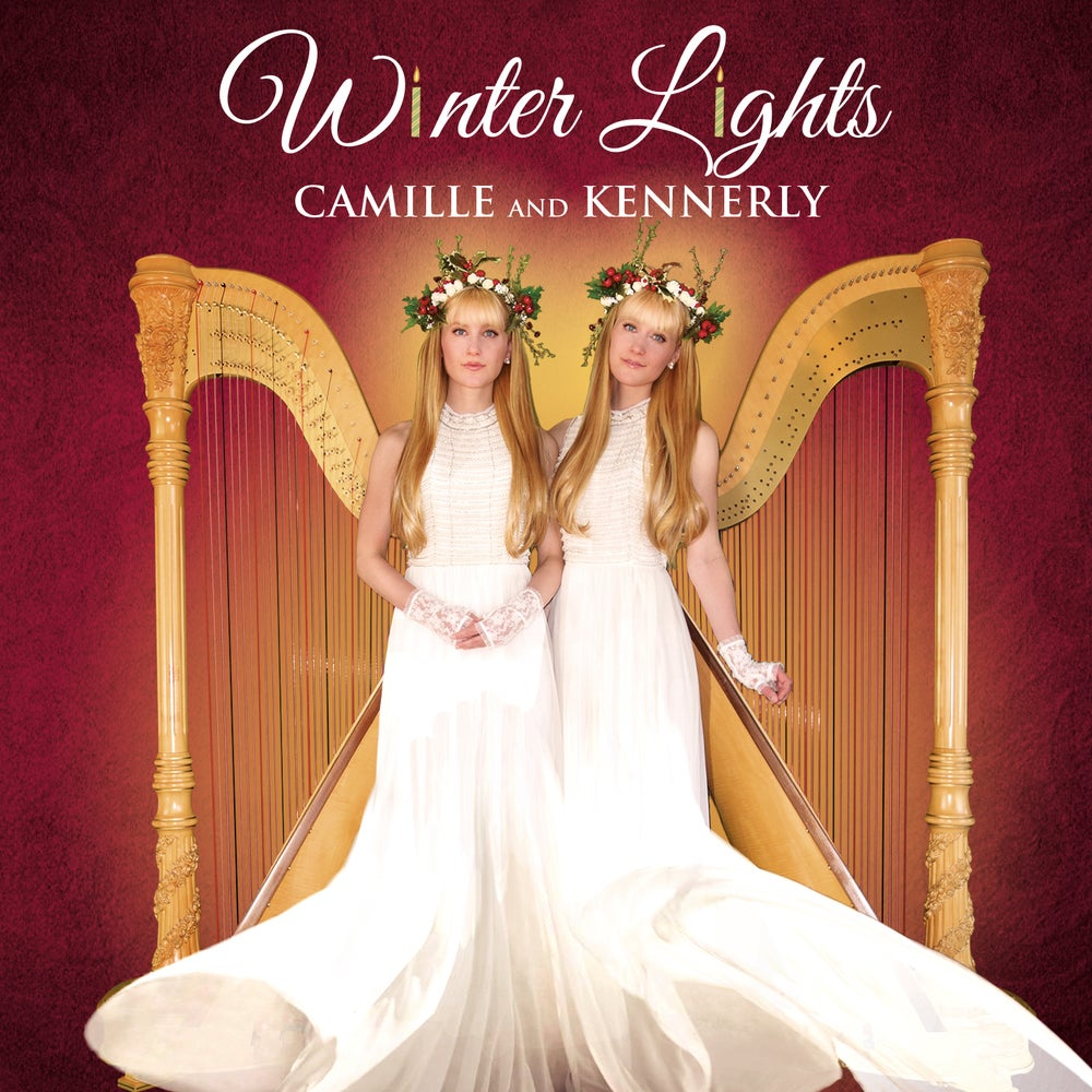 Image of Winter Lights CD (AUTOGRAPHED)