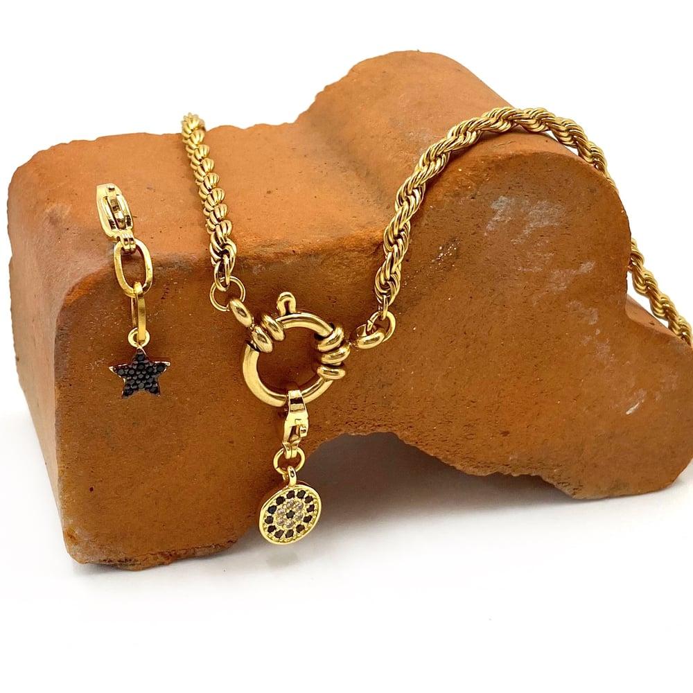 Image of Kordelkette gold