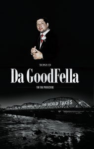 "Image of TONY D ""DA GOODFELLA"" LIMITED CASSETTE"