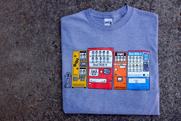Image of Masako Vending Machine Shirt