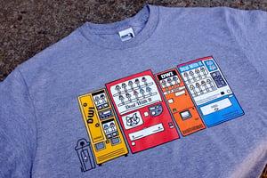 Image of Masako Vending Machine Shirt