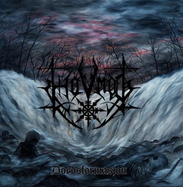 """Image of Hovmod  """"Doedsformasjon"""" CD"""