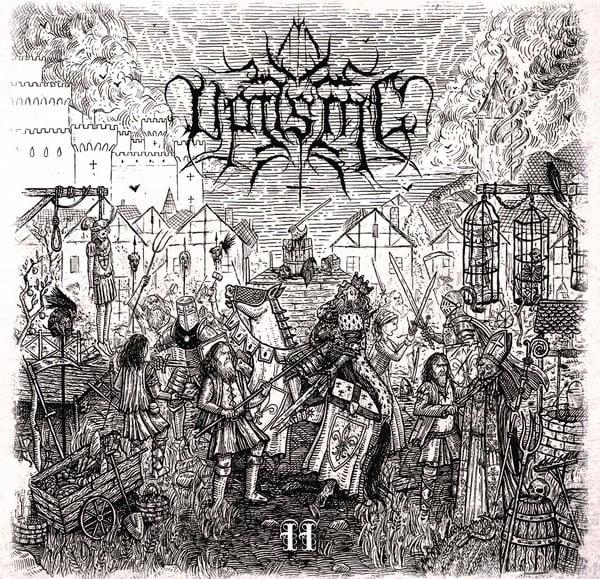 "Image of UPRISING ""II"" CD"