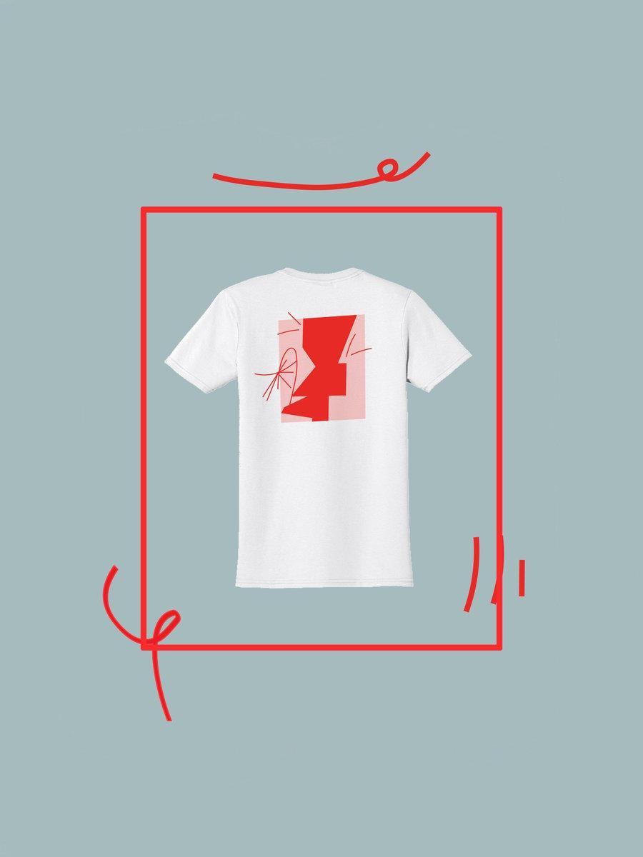 Image of TIPSY TOPSY TURVY tshirt