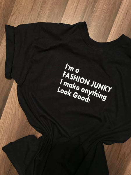 Image of The Fashion Junky Tee