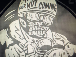 Image of 2020 No Bull City Rumble Shirt