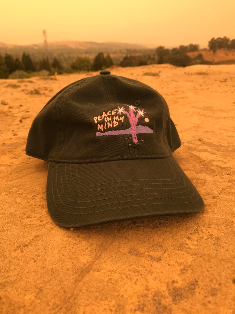 Image of Peace In My Mind Dad Hat