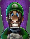 Luigi's Mansion - Prismatic Sticker!