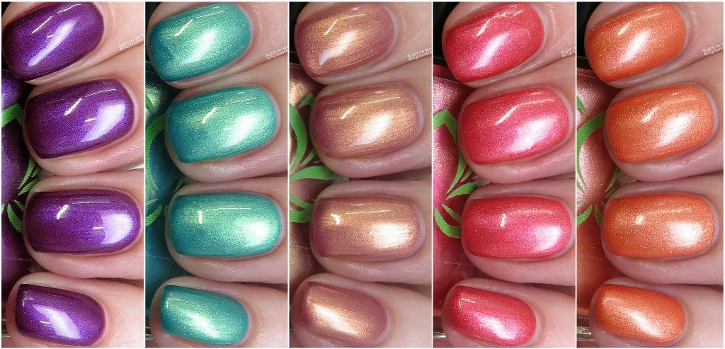 Image of Aubergine Nail Polish