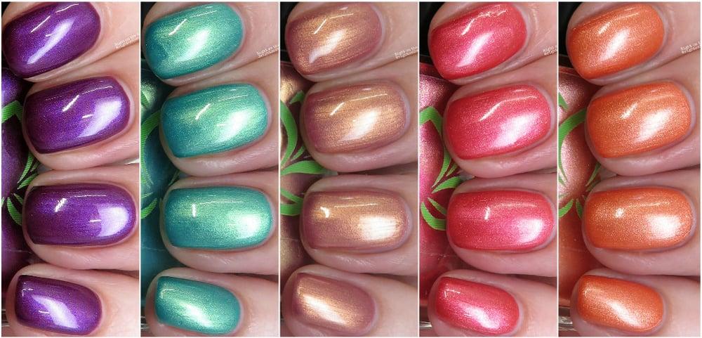 Silk Nail Polish