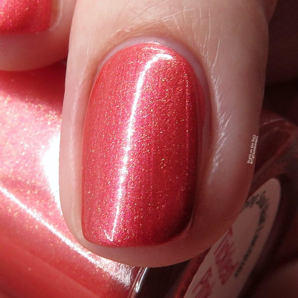 Tickled Pink Nail Polish