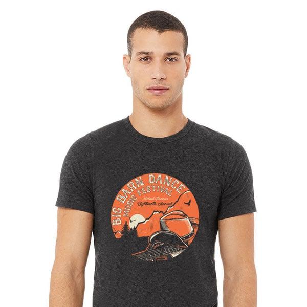 Image of 2020 Virtual Big Barn Dance T-Shirt