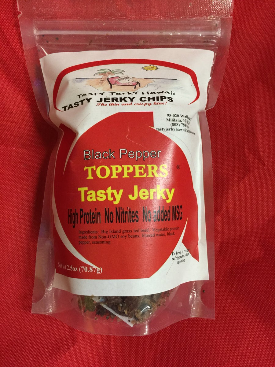 Image of toppers black pepper