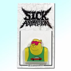 Sean Jared pin - Sick Animation Shop