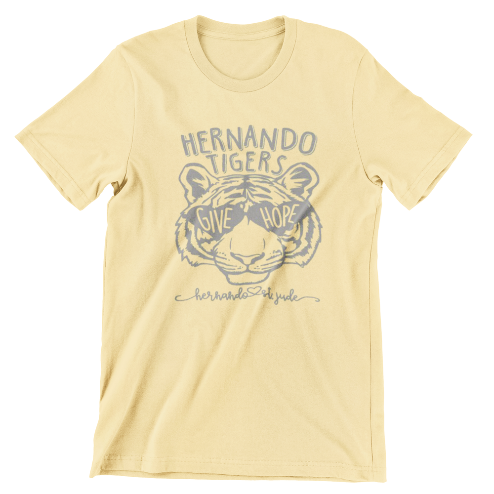 Image of Hernando Loves St. Jude Fundraiser Shirt