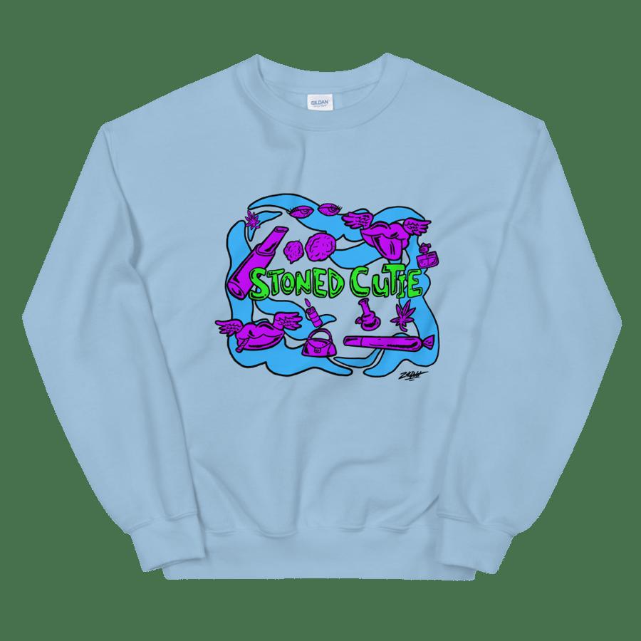 Image of Stoned Cutie Crew Neck Sweater