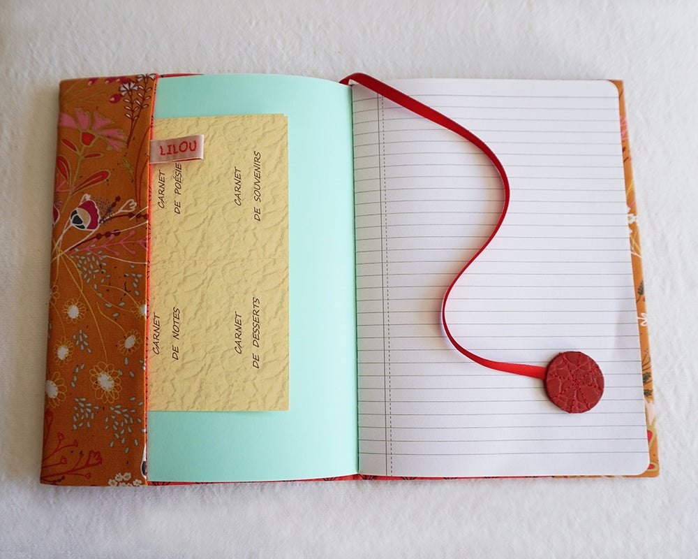 Image of CAHIER à personnaliser