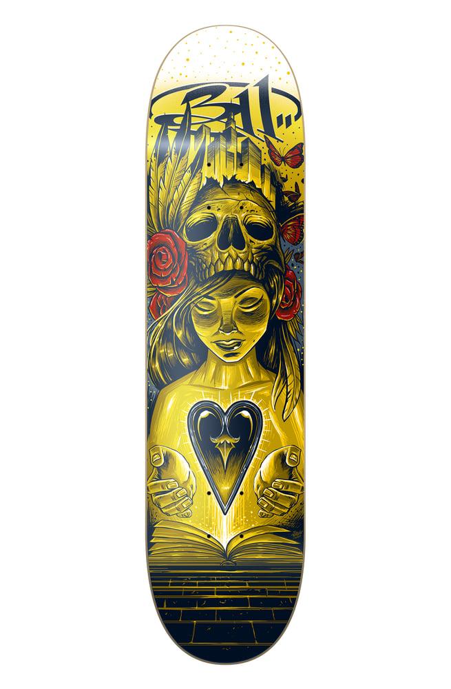 Image of Maxx242 311 Skateboard Deck