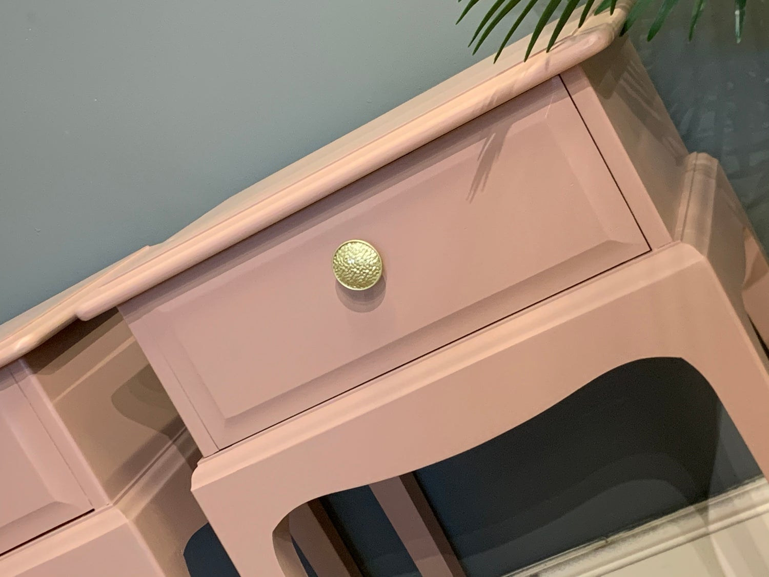 Image of Stag bedside tables in Farrow & Ball