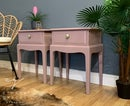 Image 1 of Stag bedside tables in Farrow & Ball