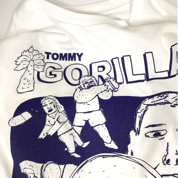 Tommy Gorilla shirt - Sick Animation Shop
