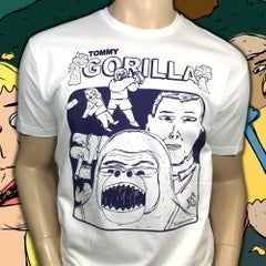 Tommy Gorilla shirt - Sick Animation Shop
