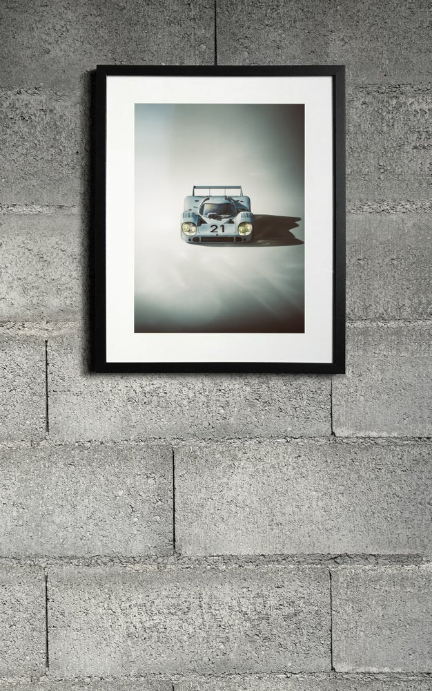 "Image of ""Test car nº21 1971"" Print 3"