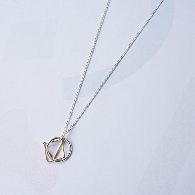 Image of Mini Symmetry Necklace