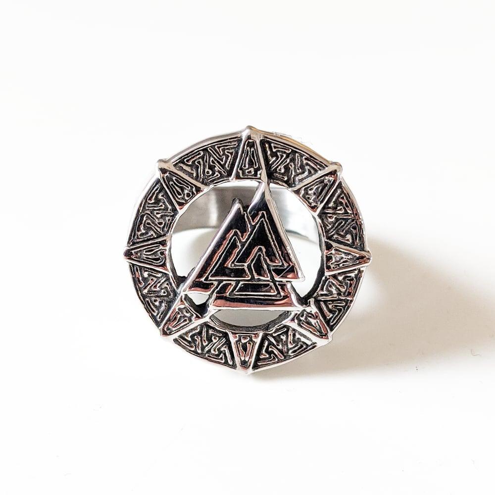 Image of Valknut Ring