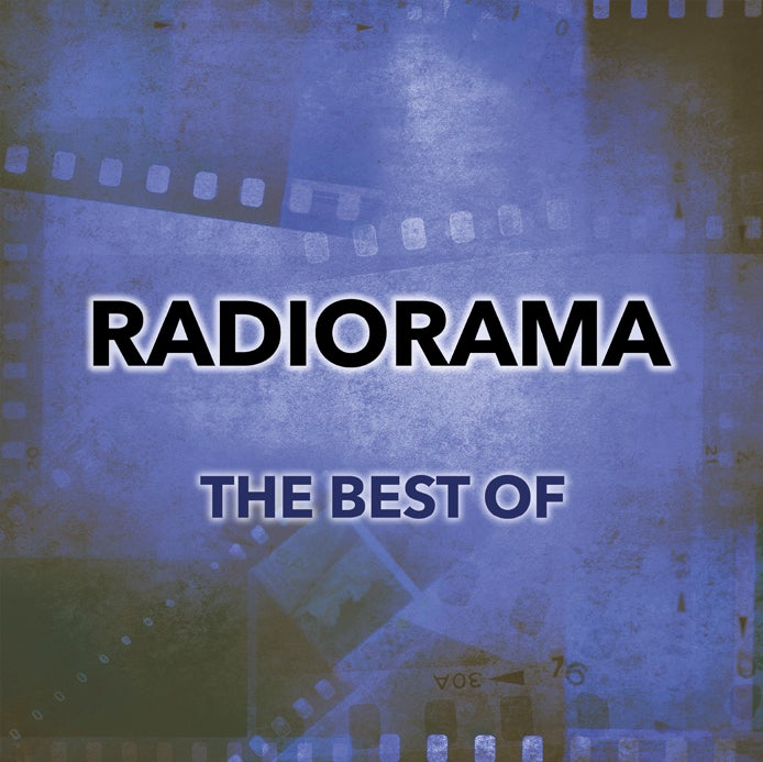 Image of SAI10007 // RADIORAMA - THE BEST OF (VINILE AZZURRO 180 GR.)
