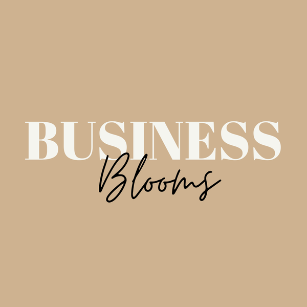 Image of Business blooms
