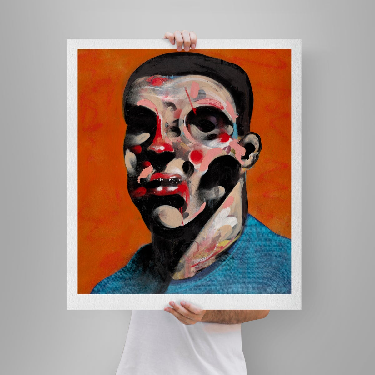 Image of Should have seen the other guy - Limited Edition Giclee